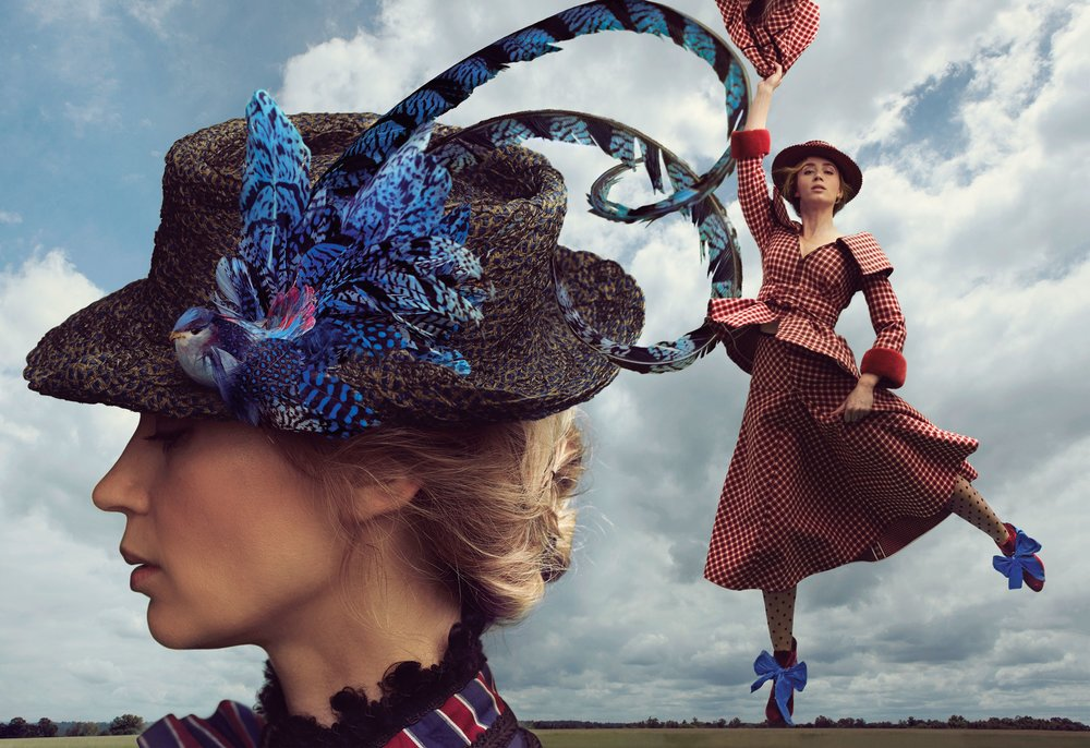 via Vogue .