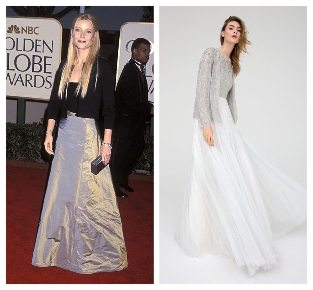 Jenny Packham is a Kate Middleton fave. If a sparkly cardigan is good enough for a princess…TAKE MY CREDIT CARD.