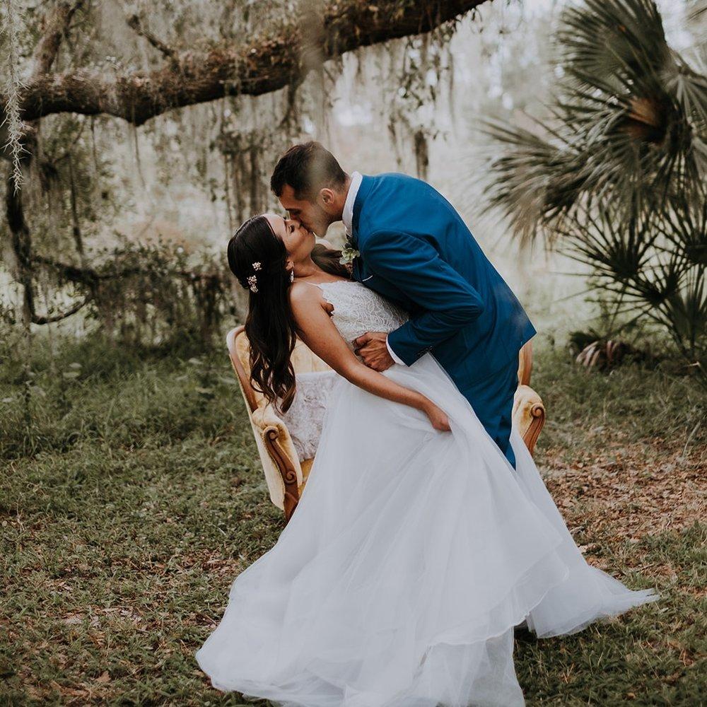 Edwin + Maria - Wedding