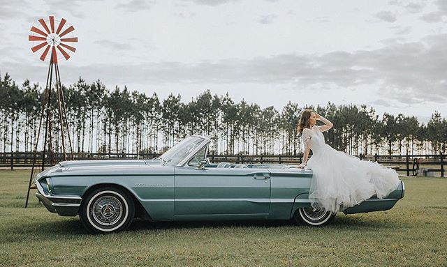 〈 In a world full of tends, remain a classic 〉 * * * * * What are your thoughts on including a classic car to your wedding day?