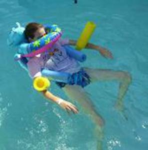 Floating legs