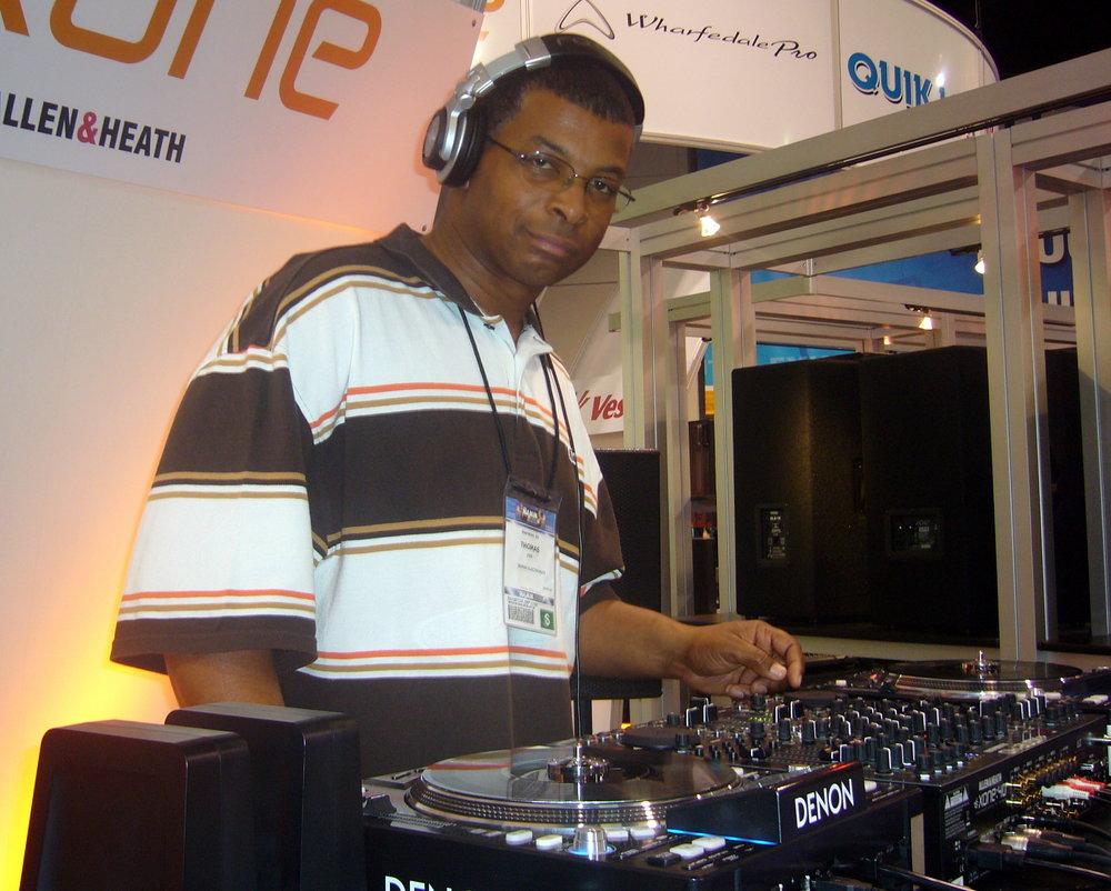 NAMM show 2009.