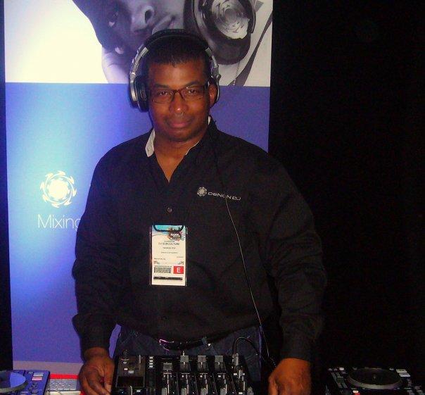 NAMM show, 2010.