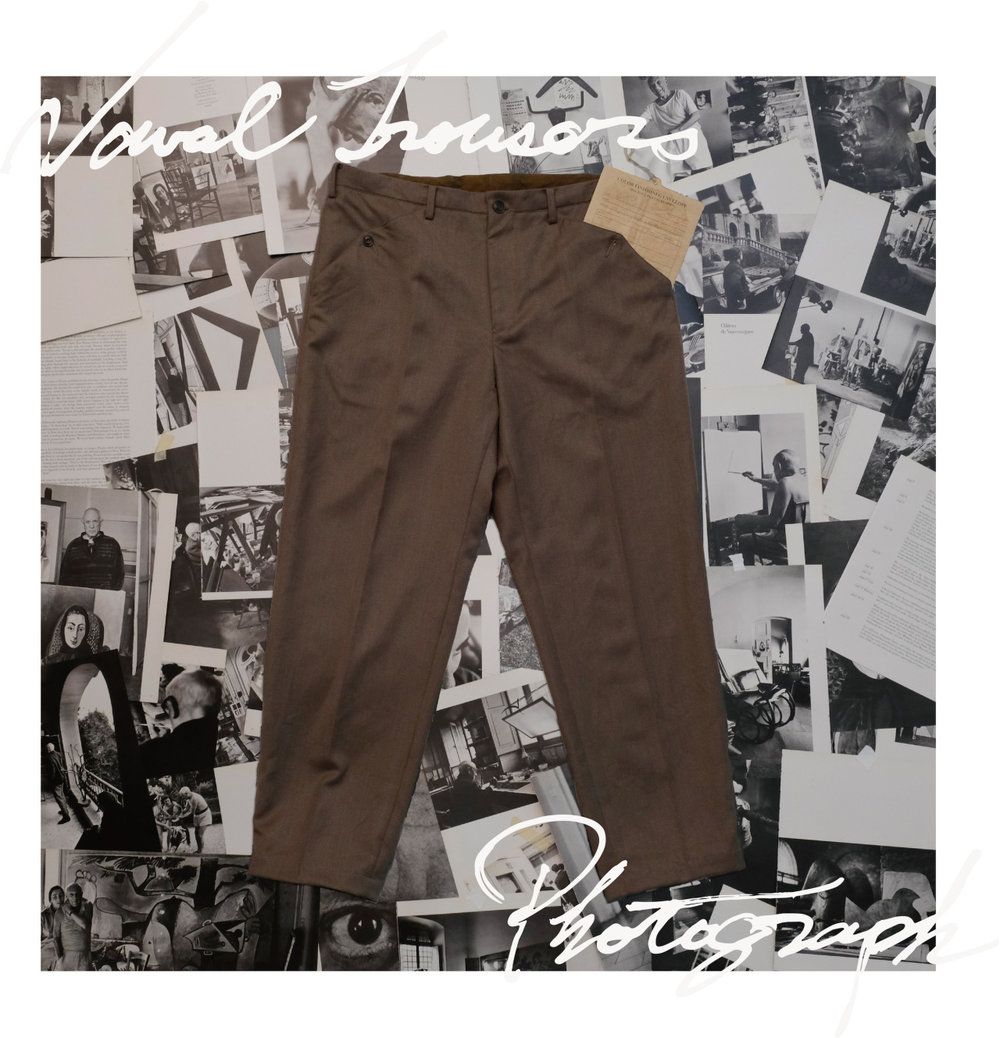 Naval Trousers