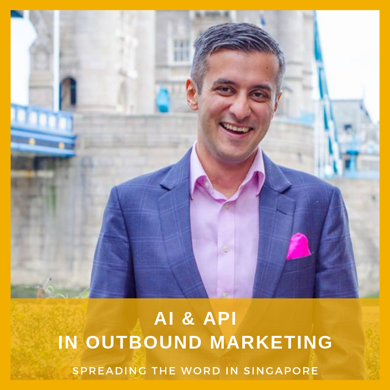 AI API Outbound Marketing Raj Anand