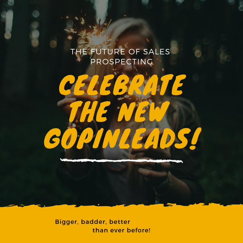 gopinleads new version december 2018