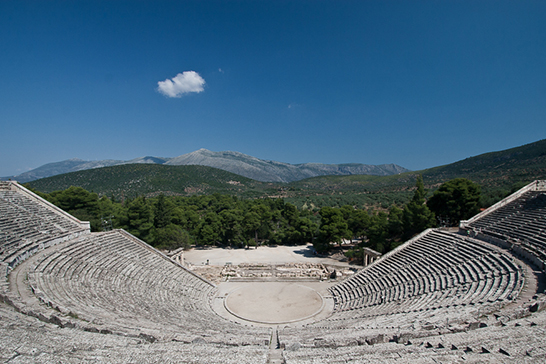 Epidaurus Ancient Theatre