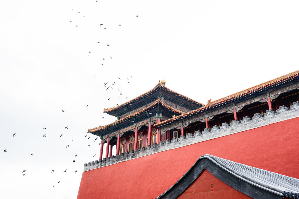 Forbidden City - ISO 200 | f/8 | 1/100s | 35mm