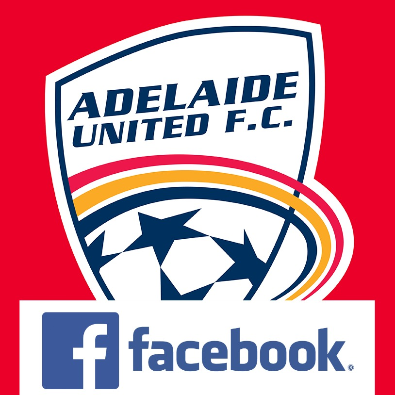 Adelaide United FC facebook page