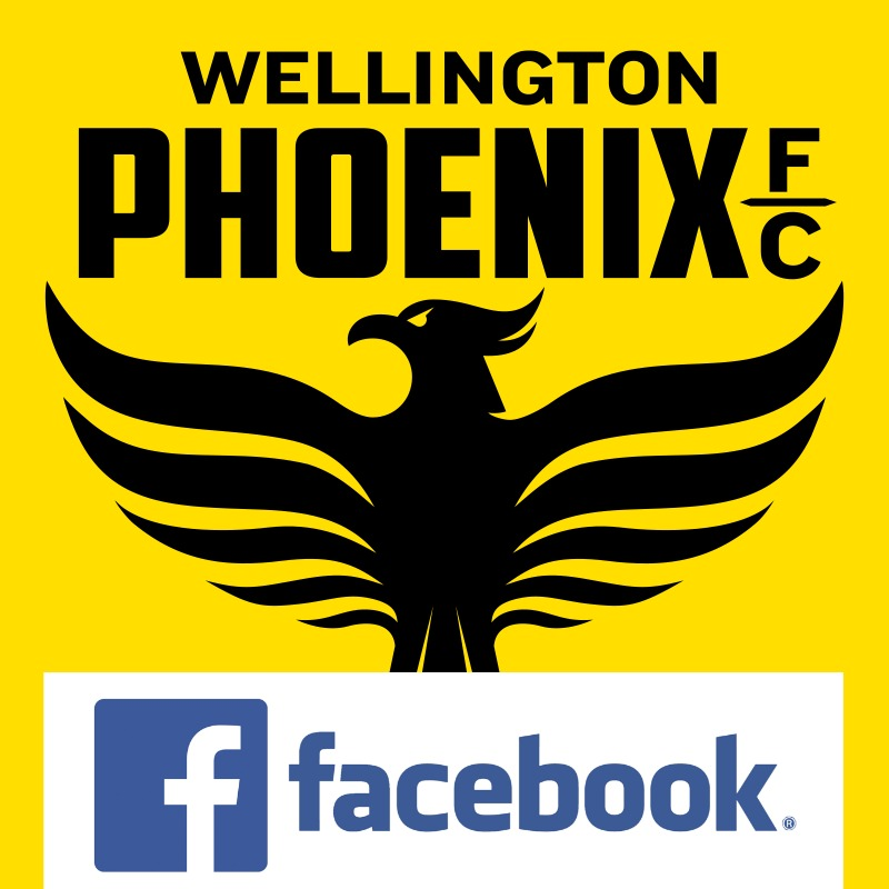 Wellington Phoenix FC facebook page