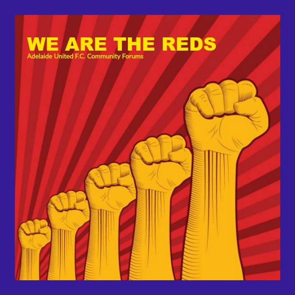 We Are The Reds