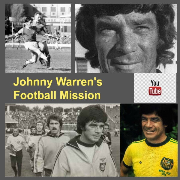 Johnny Warren's Football Mission