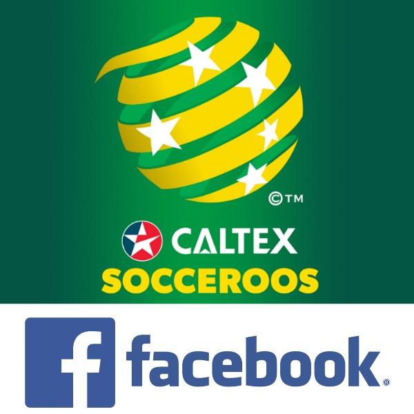 Socceroos facebook page