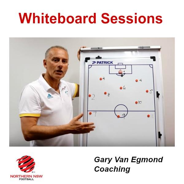Whiteboard Sessions...Van Egmond