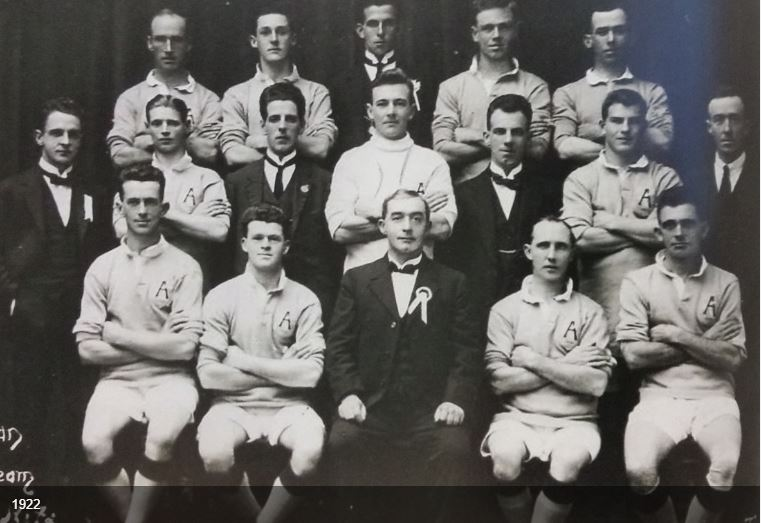 Australian tour of new zealand1922 - An Australian team toured New Zealand in 1922 for a three match series. This was the first time an Australian team had played and the