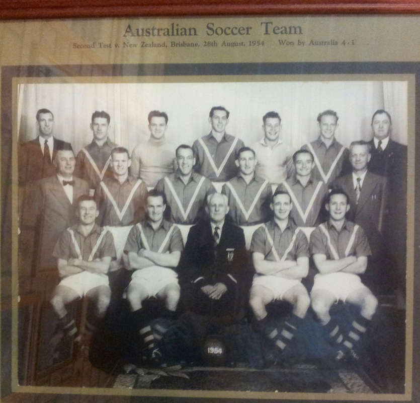 Australia played host to a three match series against their old foes New Zealand. 1954 - Australia won 2 games to New Zealands 1