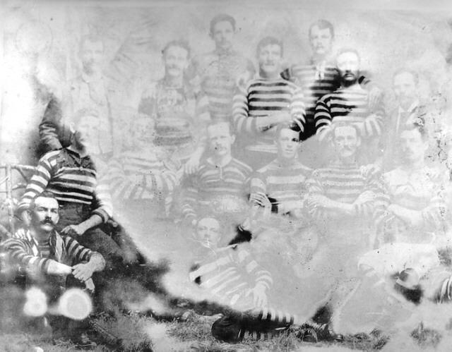 Members of Advance Football Club, Newcastle - 1893(TROVE)