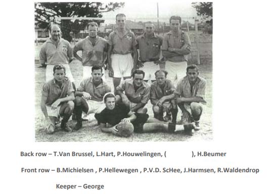 Morley Windmills Soccer club - 1951(http://www.shootfarken.com.au)