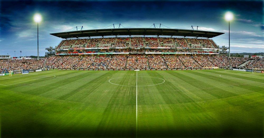newcastle united jets fc - Hunter StadiumCapacity: 33000