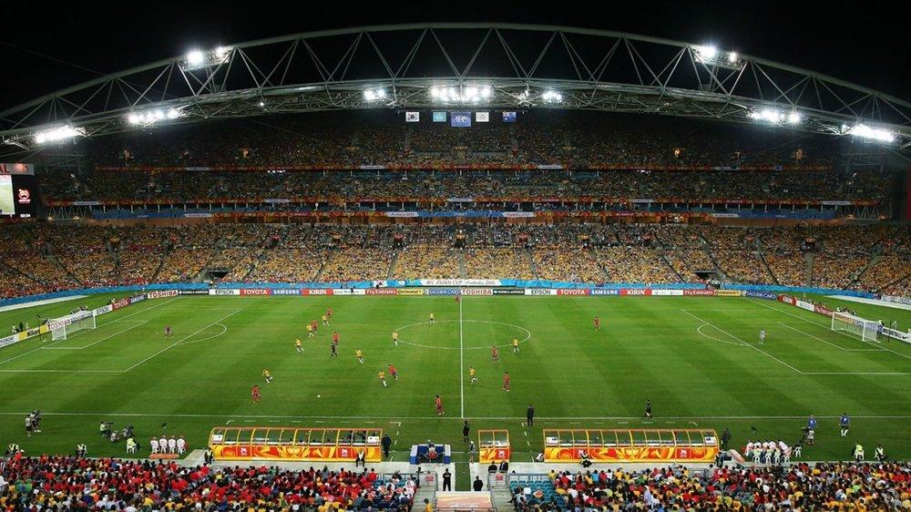 Australia (socceroos) - Stadium AustraliaCapacity: 75000