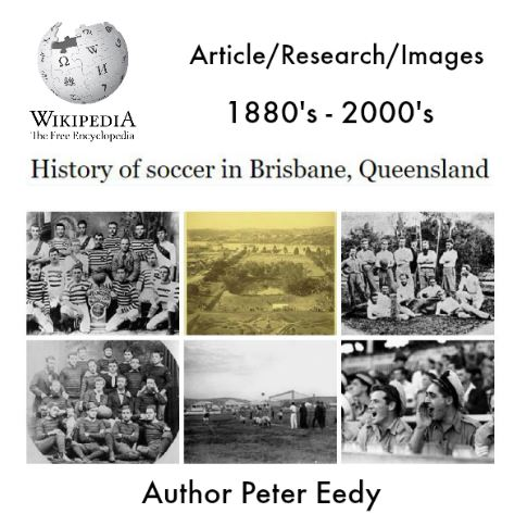 Wiki - History of soccer in Brisbane, Queensland