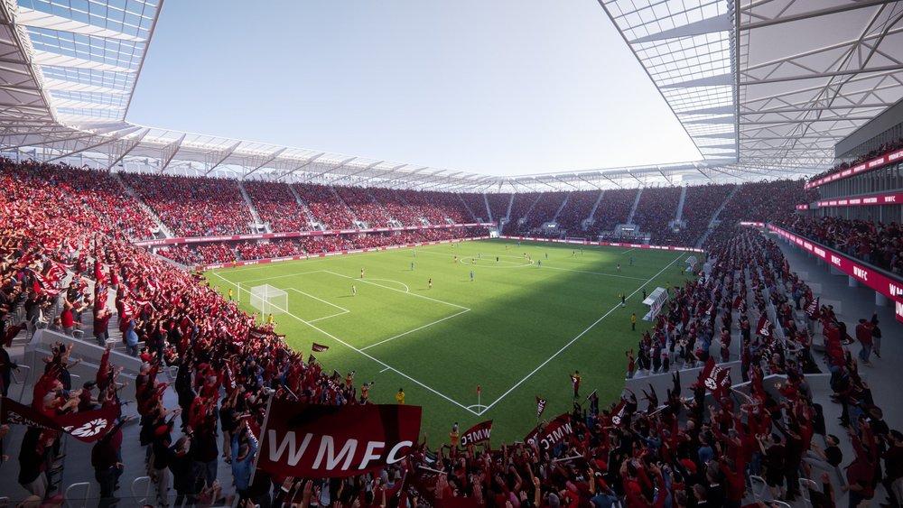 Western UNITED FC - New Wyndham City Stadium expected 2021-22