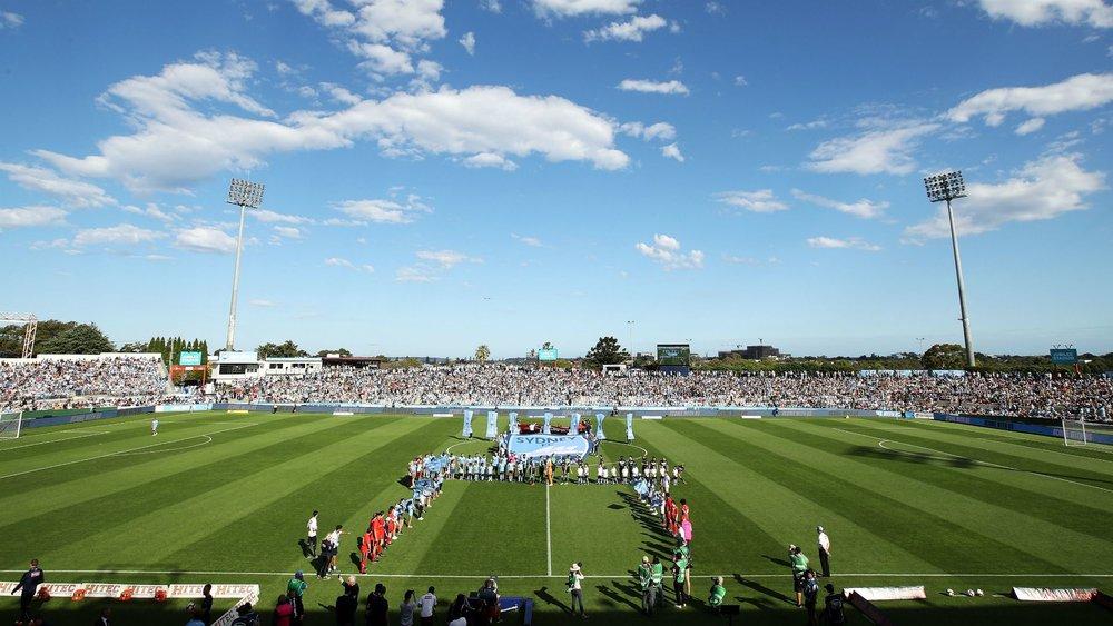 Sydney fc - Jubilee StadiumCapacity 20505