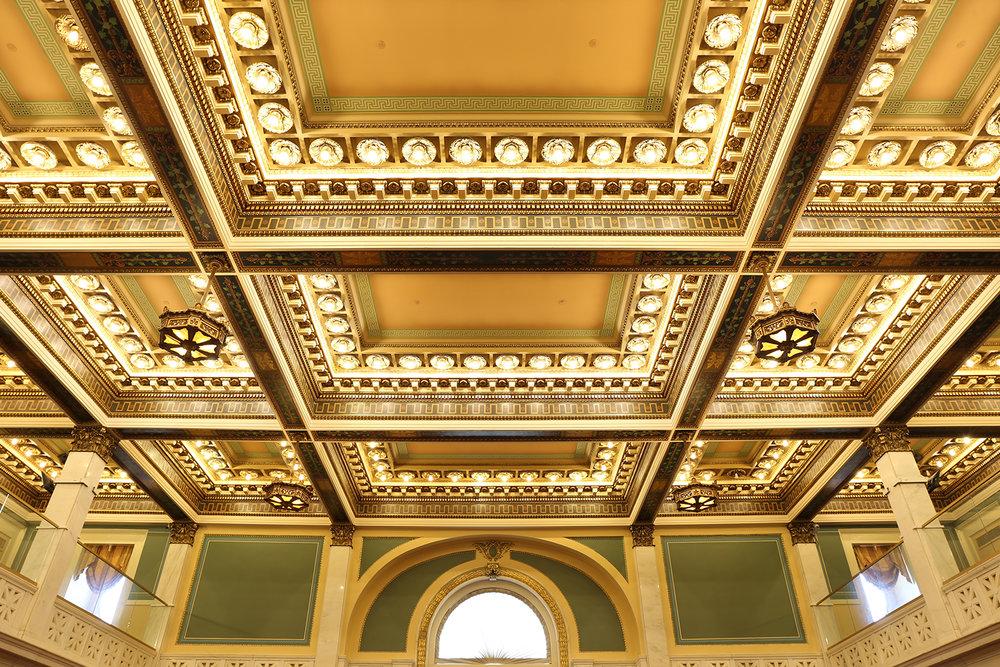 Council Chambers<strong>Philadelphia City Hall, Philadelphia, PA<br/><br/>Read More →</strong>
