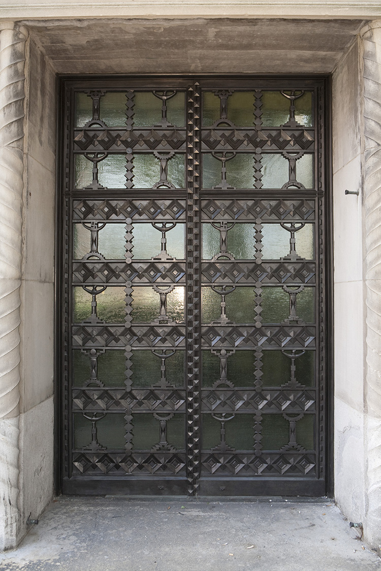 2009 Pennsylvania State Capitol, Lawrie Bronze Doors<strong>Harrisburg, PA</strong>