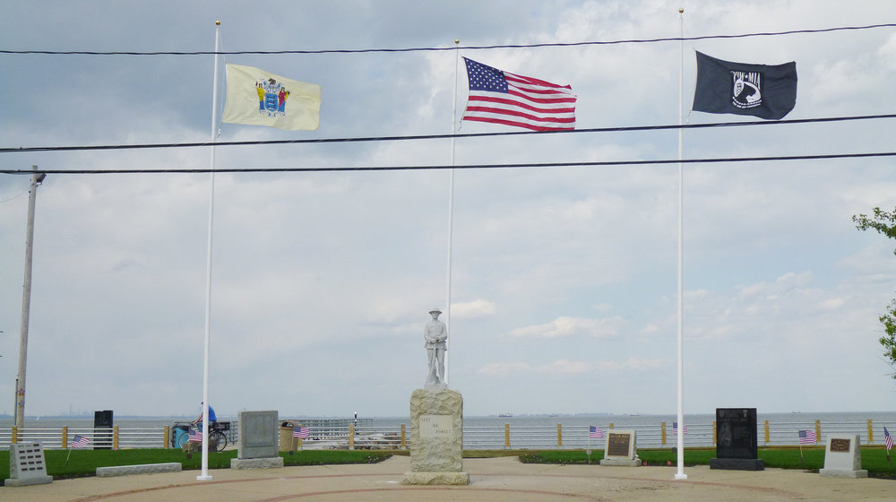 WWI Doughboy Memorial<strong>Union Beach, NJ<br/><br/>Read More →</strong>