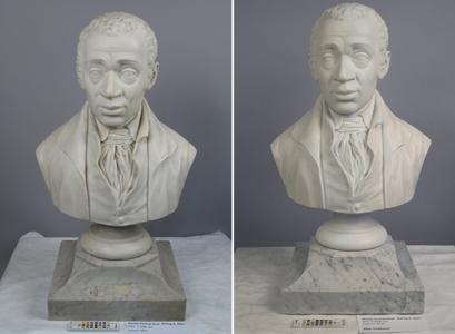 Marble Bust of Richard Allen<strong>Mother Bethel A.M.E. Church, Philadelphia, PA</strong>