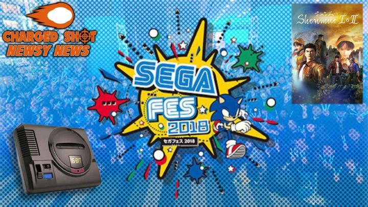 SEGA News 2018
