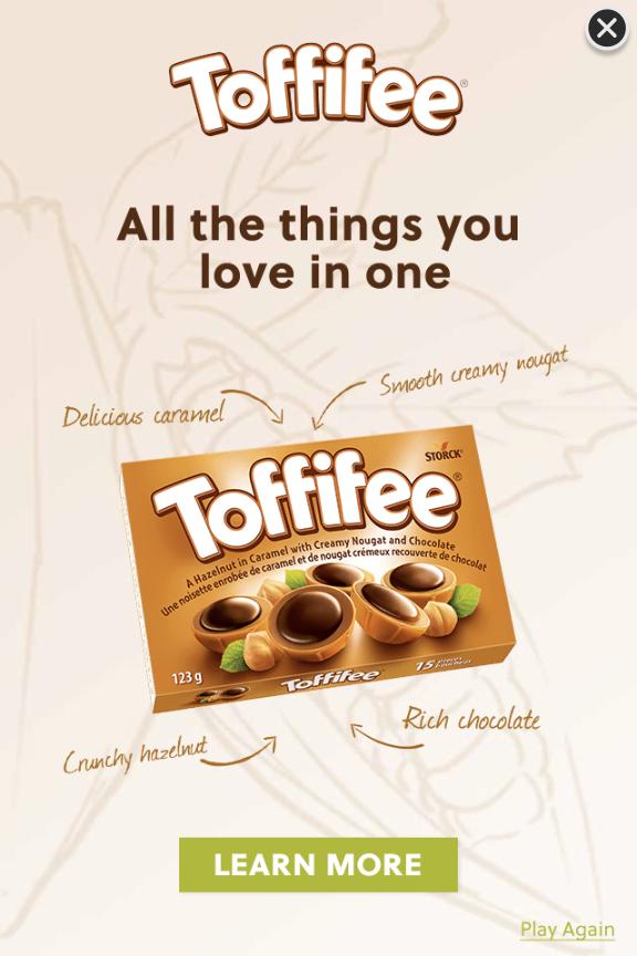 Toffifee -
