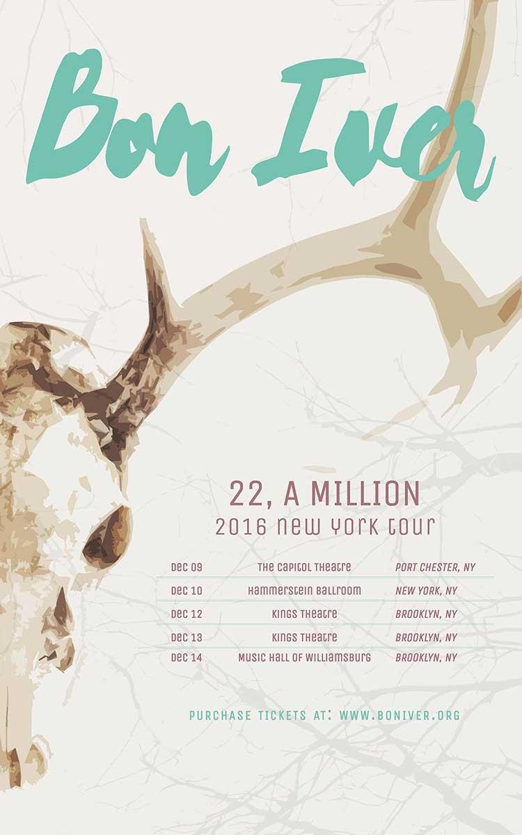 Bon Iver: 22, A Million