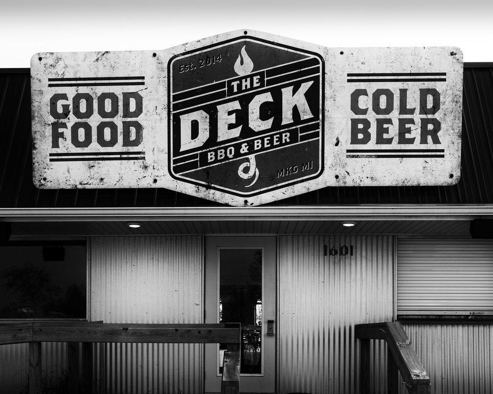 The Deck in Muskegon