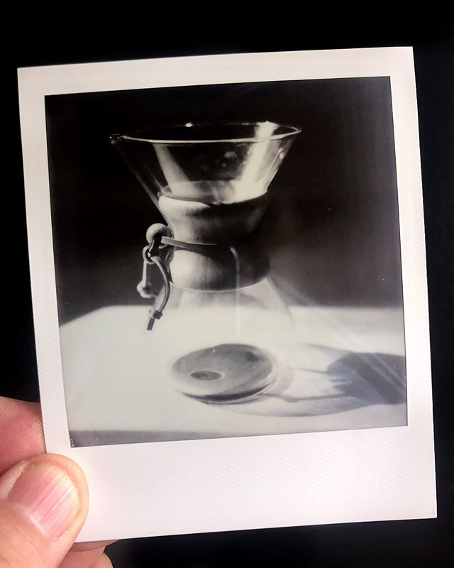 I'm out of coffee  #polaroid