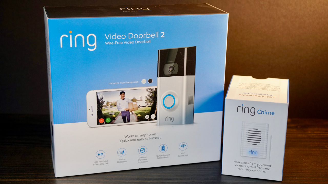 Ring Video Doorbell 2 6 Months Later Review Undecided With Matt Wiring Chime Ferrell