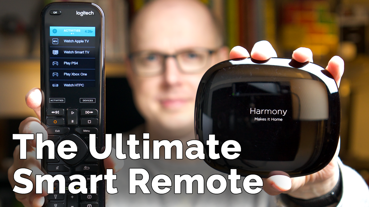 Logitech Harmony Elite Review - The Ultimate Smart Remote