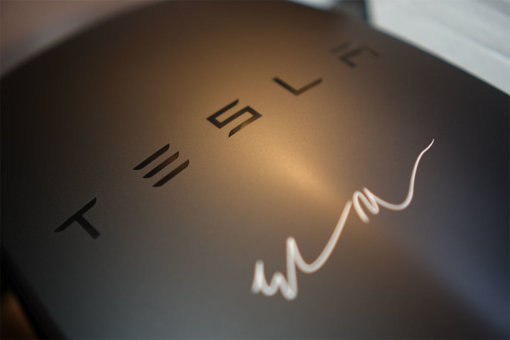 Win a Limited Edition Tesla Wall CONNECTOR! - Ends March 8th!