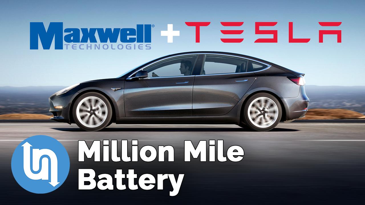 Tesla And Maxwell Technologies — Undecided with Matt Ferrell