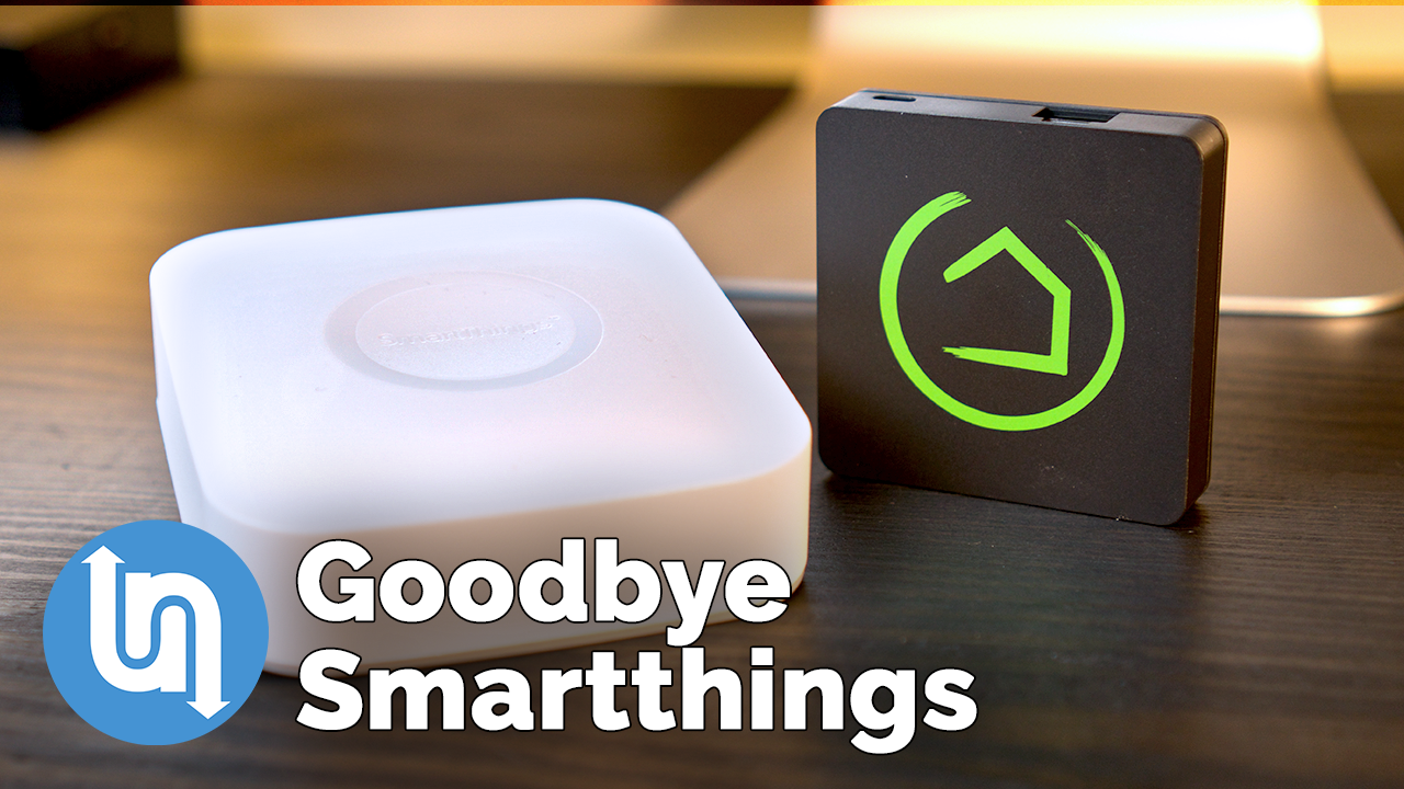 Smartthings Web Interface