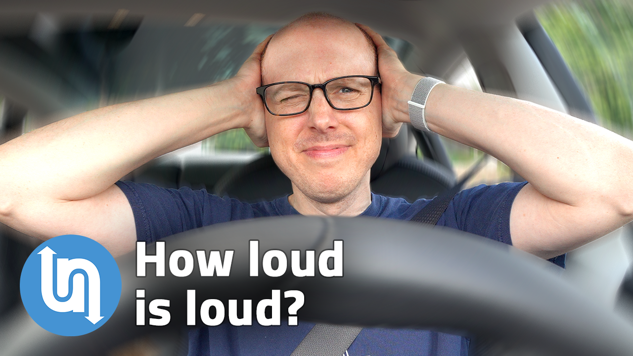 Tesla Model 3 Car Noise Reduction — Undecided with Matt Ferrell