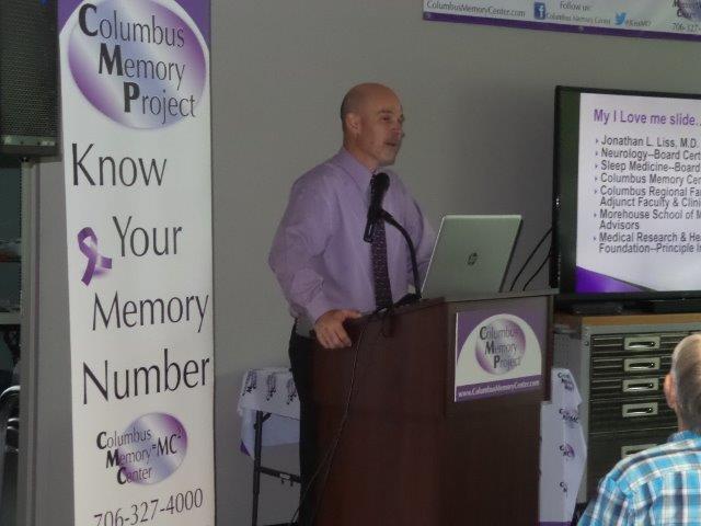 pc-dr liss speaking columbus memory town hall meeting memory number.jpg