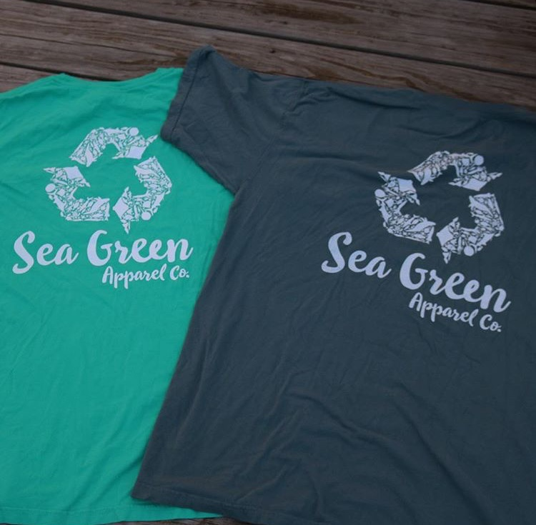 Sea Green Apparel Co. - Sea Green Apparel Merchandise PhotoCheck them out & help aid in cleaning the waterways!