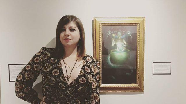 #asfa #art #marianapalova #infiniteworlds  #artexhibit