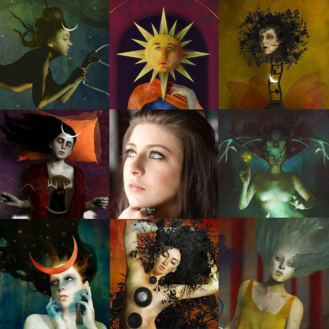 #artvsartist2019 😊 #marianapalova #magic #alchemy #witchcraft #art #digitalartist