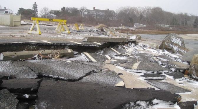 storm surge -