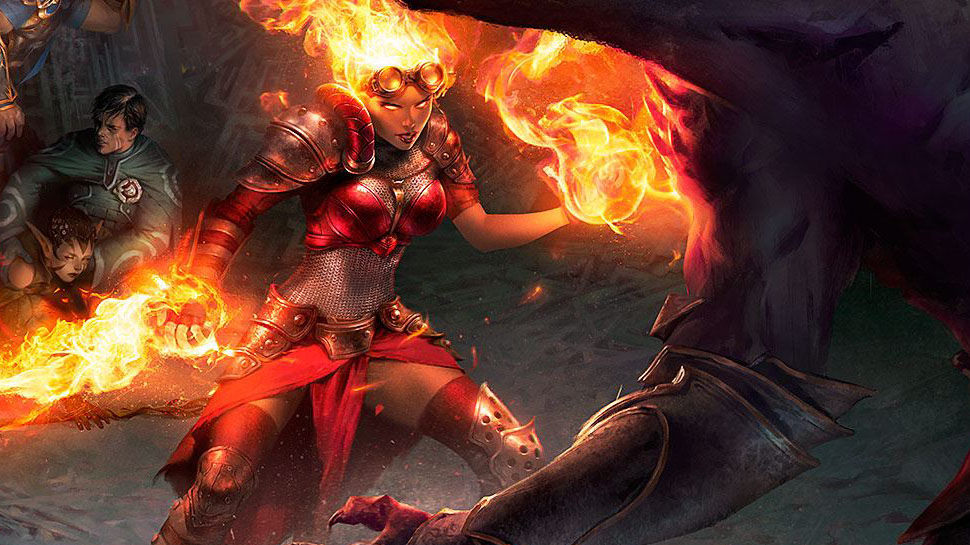 MEET SOME OF MAGIC: THE GATHERING'S PLANESWALKERS: THE GATEWATCH