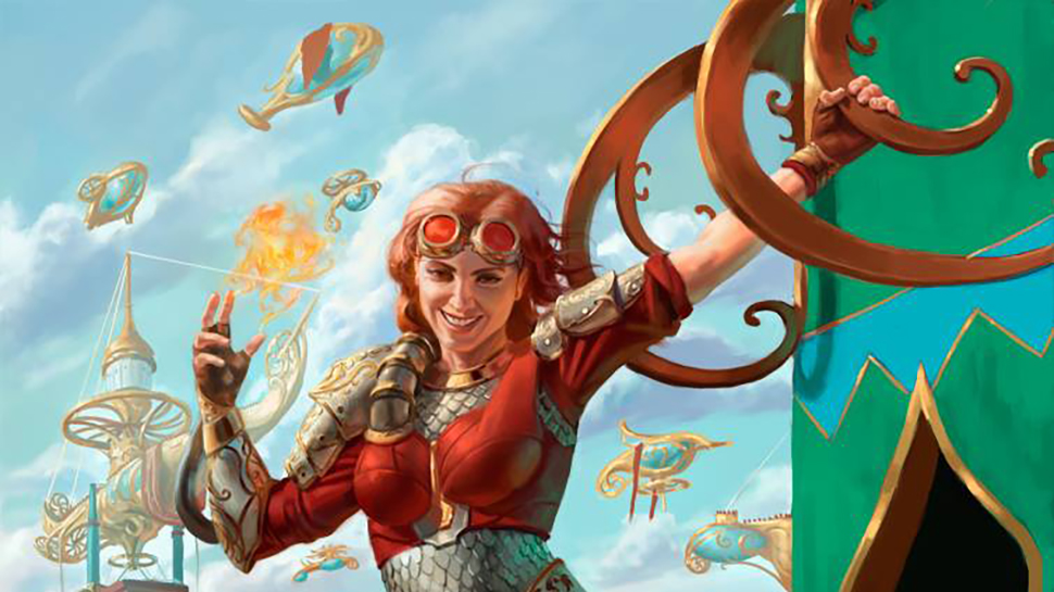 MAGIC: THE GATHERING: CHANDRA'S VITA AYALA TALKS ABOUT DECKS & THE MULTIVERSE (EXCLUSIVE)