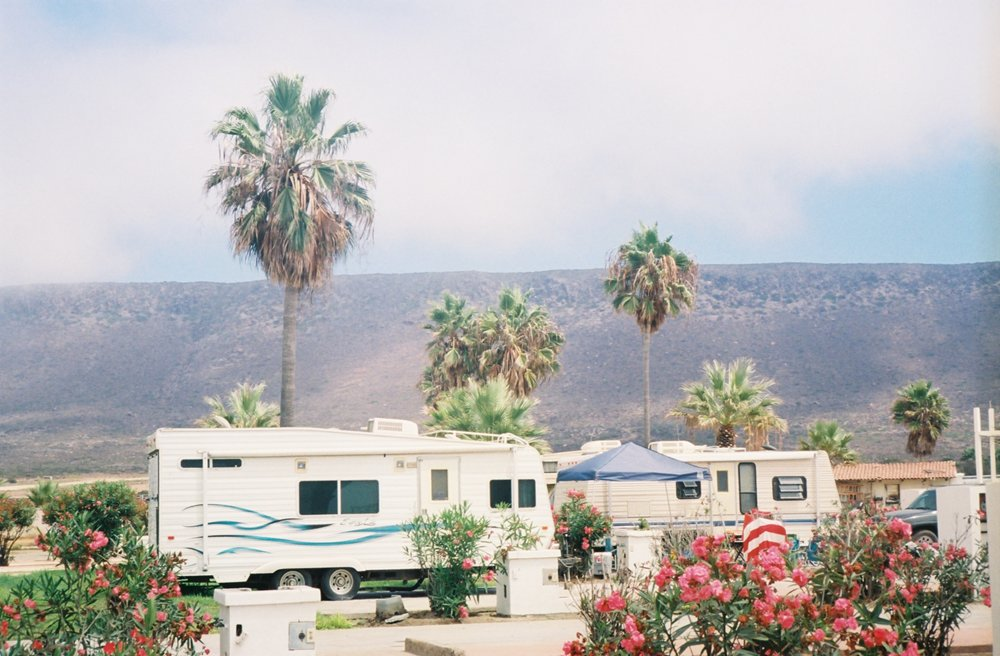 RV - Got an RV? Drive it down! The hotel property has ample space for RV camping with water, power, and sewage hook-ups.Before you start your trip, make sure the vehicle has all of its documents up to date. We also recommend looking for Mexican insurance to have proper coverage while in Baja.